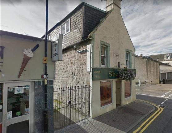 Thumbnail Flat to rent in 30A High Street, Forres