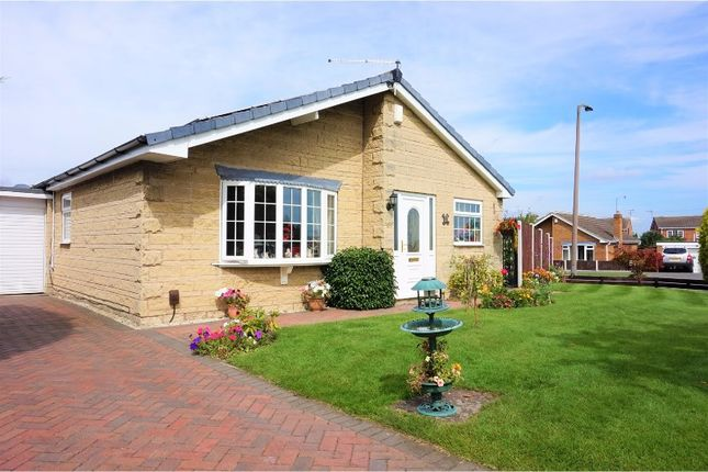 Thumbnail Detached bungalow for sale in Beverley Gardens, Cusworth, Doncaster