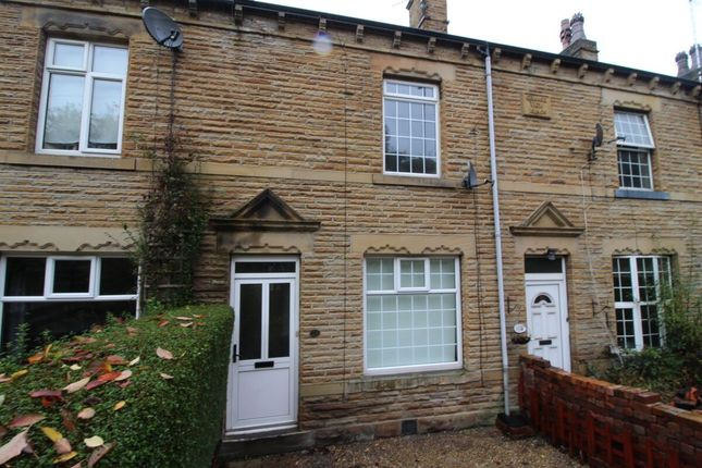 Thumbnail Terraced house to rent in High Street, Hanging Heaton, Batley