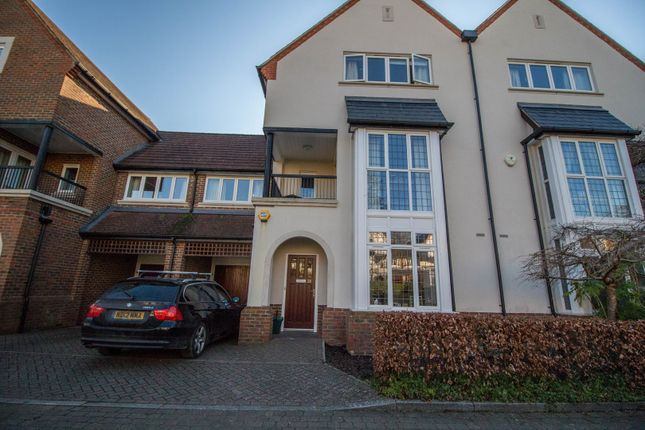 Thumbnail Terraced house for sale in Lankester Square, Oxted
