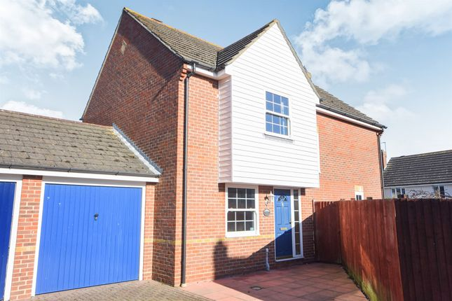 Thumbnail Detached house for sale in Wagtail Place, Riverside Way, Kelvedon, Colchester