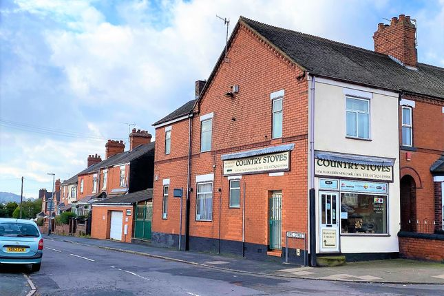Thumbnail Office for sale in 1 &1A King Street, Cross Heath, Newcastle-Under-Lyme, Staffordshire
