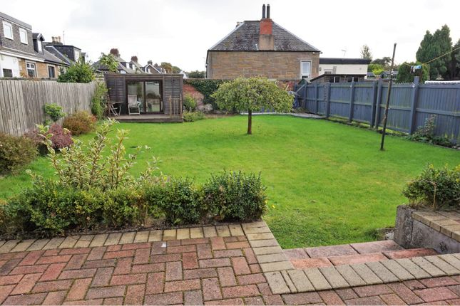 Rear Garden of Taymouth Place, Dundee DD5