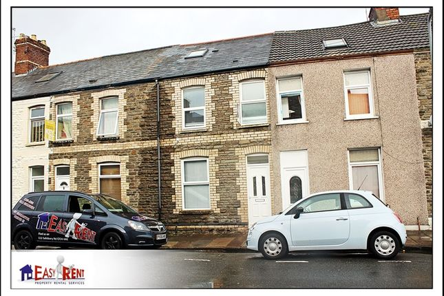 Thumbnail Detached house to rent in Treherbert Street, Cardiff