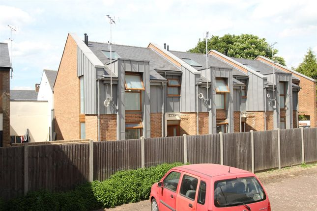Thumbnail Mews house for sale in Grange Street Court, St. Albans, Hertfordshire