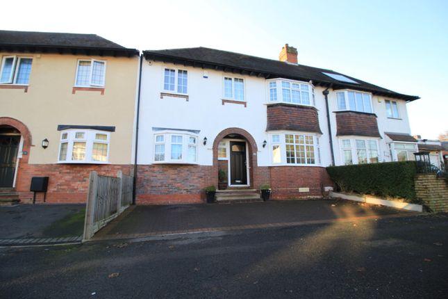 Thumbnail Terraced house for sale in Wheatsheaf Road, Edgbaston, Birmingham
