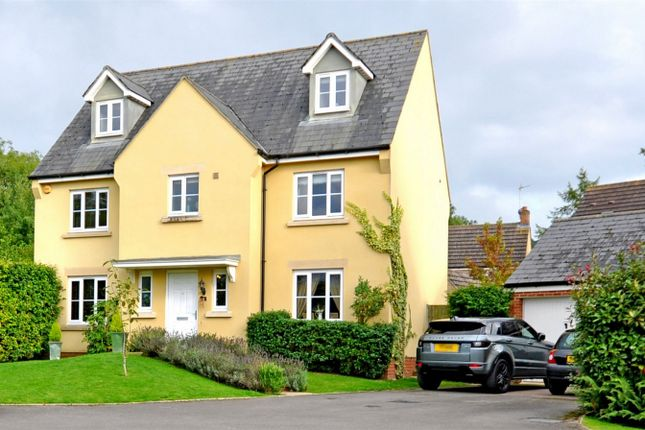 Thumbnail Detached house for sale in Prestbury, Cheltenham, Gloucestershire
