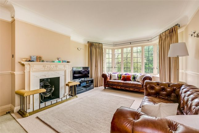 Thumbnail 4 bed flat to rent in Bede House, Manor Fields, London