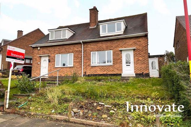 3 bed semi-detached house to rent in Shepley Road, Rednal, Birmingham B45