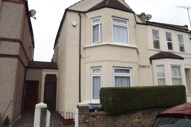 Thumbnail End terrace house for sale in Piedmont Road, Plumstead