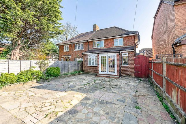 Thumbnail Semi-detached house for sale in Richmond Road, Beddington