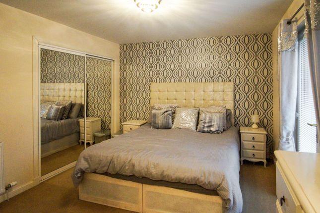Master Bedroom of Millburn Gardens, Dundee DD3