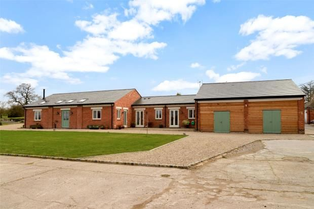 Thumbnail Barn conversion for sale in Hatton Fields, Hilton, Derby
