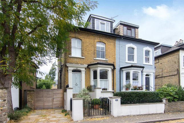 Thumbnail End terrace house for sale in Amyand Park Road, Twickenham