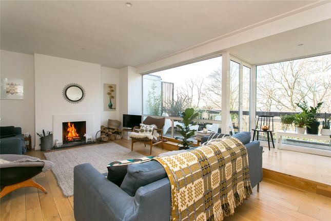 Thumbnail Semi-detached house for sale in Woodsyre, Sydenham Hill, London