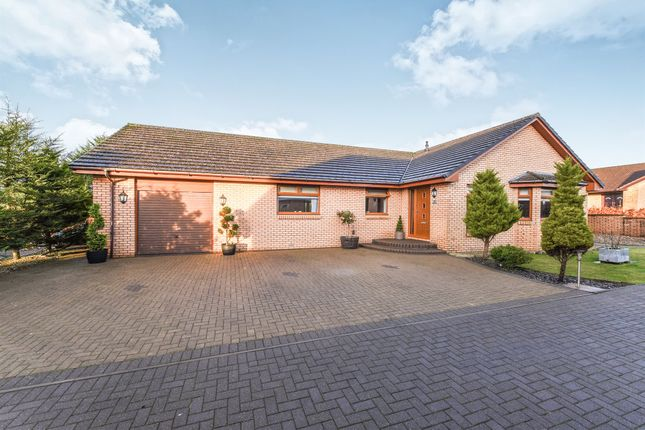 Thumbnail Detached bungalow for sale in Fisher Court, Knockentiber, Kilmarnock