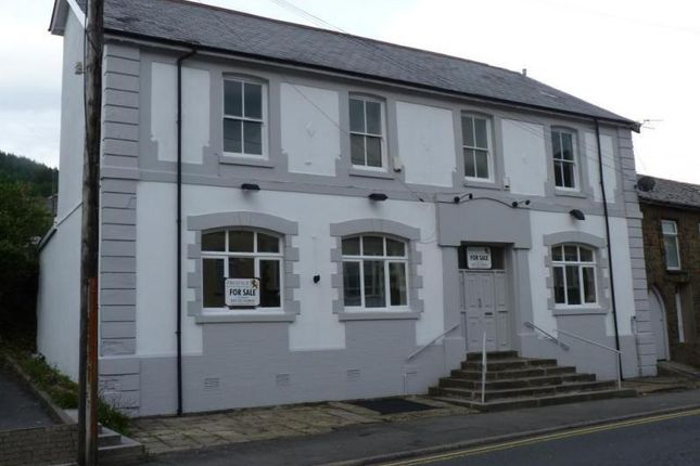 Thumbnail Terraced house for sale in 40 Baglan Street, Treorchy Rhondda