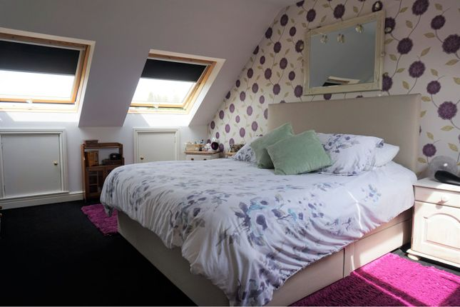 Master Bedroom of Ridge Road, Kempston MK43