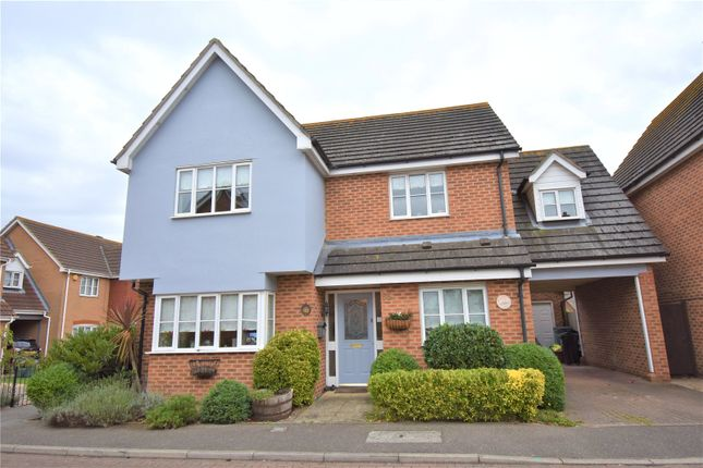 Thumbnail Detached house for sale in Artillery Drive, Dovercourt, Harwich, Essex