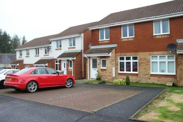 Thumbnail Semi-detached house to rent in Howe Drive, Kirkmuirhill, Lanark