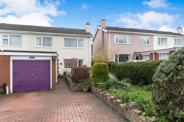 Thumbnail Semi-detached house for sale in Station Road, Abergele, Llanddulas, Conwy