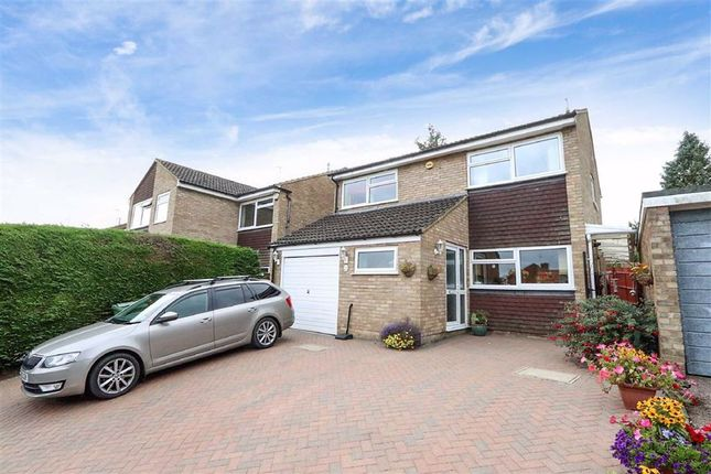 Thumbnail Detached house for sale in Lomond Drive, Leighton Buzzard