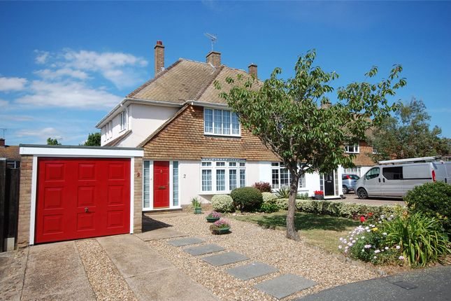 3 bed semi-detached house for sale in Forrest Close, South Woodham Ferrers, Essex