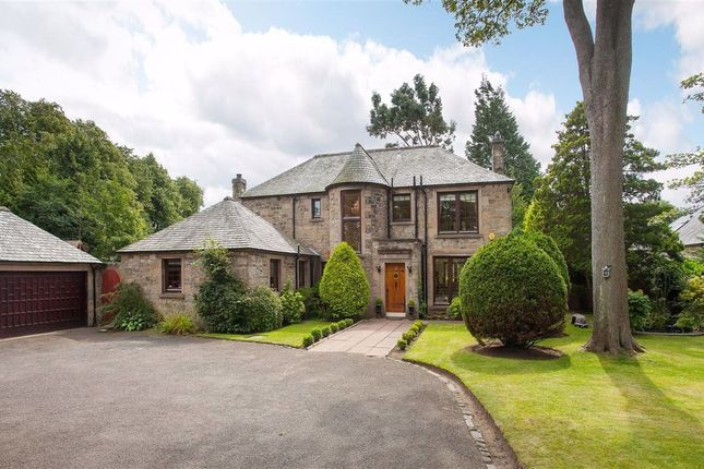 Thumbnail Detached house to rent in Gamekeepers Road, Cramond