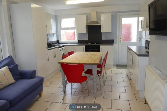 Thumbnail Terraced house to rent in Grafton Road, Plymouth