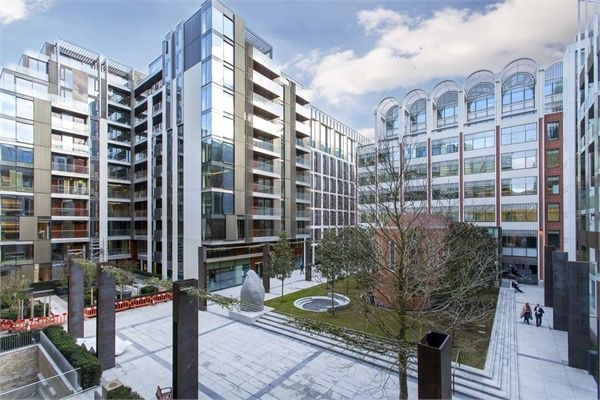 Thumbnail Flat for sale in 5 Pearson Square, Fitzroy Place, Mortimer Street