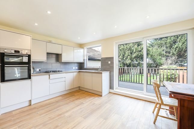 Thumbnail Semi-detached house to rent in Crest Road, London