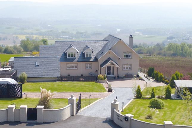 Thumbnail Detached house for sale in Windy Willows, 2 Ruilick, Beauly