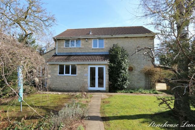 Thumbnail Detached house for sale in Stonehouse Lane, Combe Down, Bath