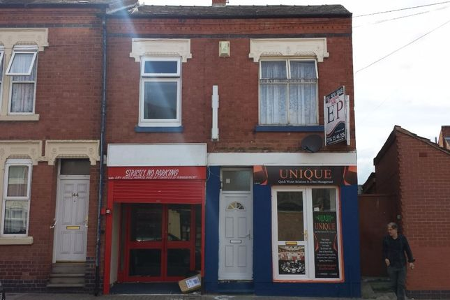 Thumbnail Flat to rent in Asfordby Street, Off Green Lane Road, Leicester