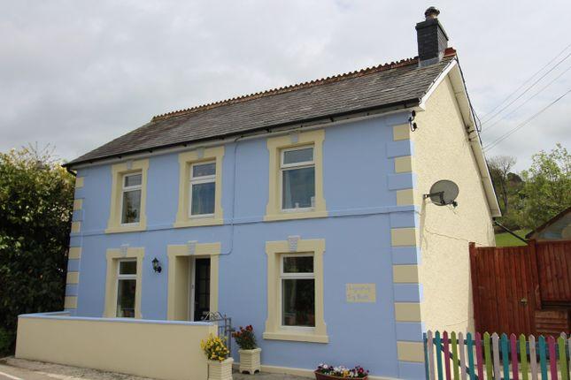 Thumbnail Detached house for sale in Pencarreg, Llanybydder