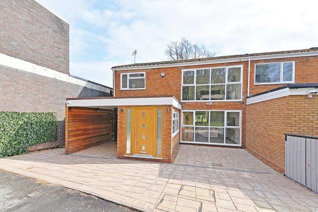 Thumbnail Semi-detached house for sale in Christchurch Close, Edgbaston, Birmingham