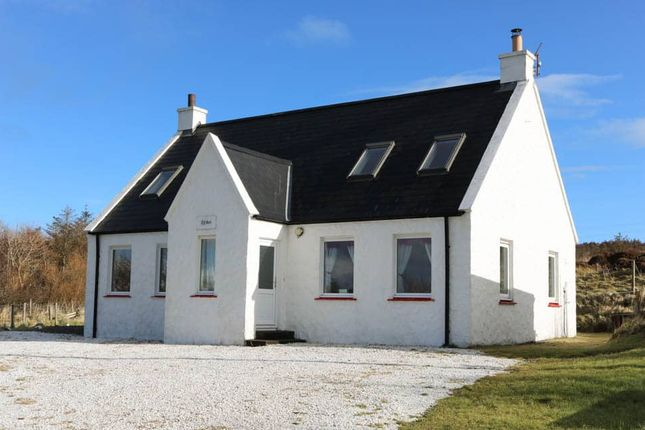 Thumbnail Detached house for sale in 18 Dunhallin, Waternish