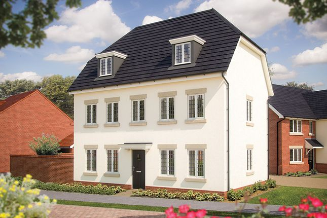 """Thumbnail Detached house for sale in """"The Warwick"""" at St. James Way, Biddenham, Bedford"""