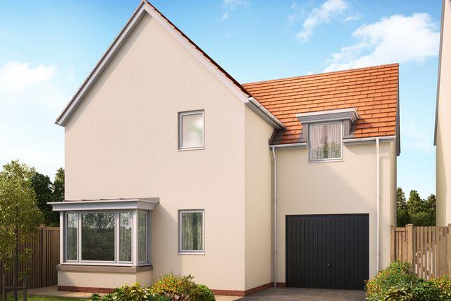 "Thumbnail Detached house for sale in ""The Braunton"" at Primrose, Weston Lane, Totnes"