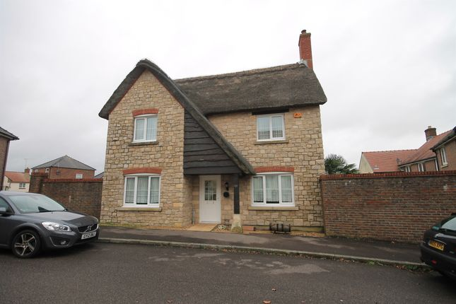 Thumbnail Detached house for sale in School Drive, Crossways, Dorchester