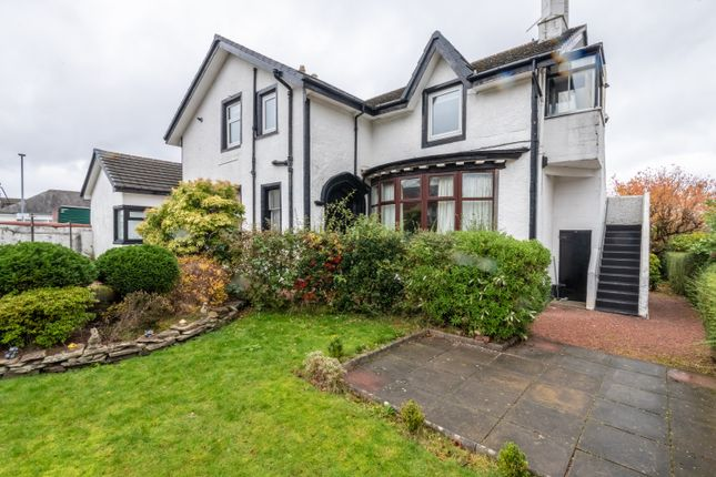 Thumbnail Flat for sale in Forsyth Grove, Greenock Inverclyde