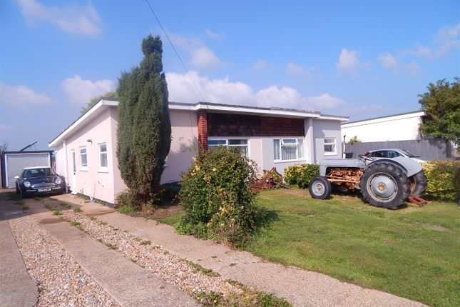 Thumbnail Bungalow for sale in Maresfield Drive, Pevensey Bay, Pevensey