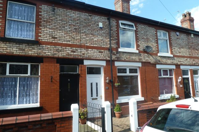 Thumbnail Terraced house to rent in Brooks Avenue, Hyde