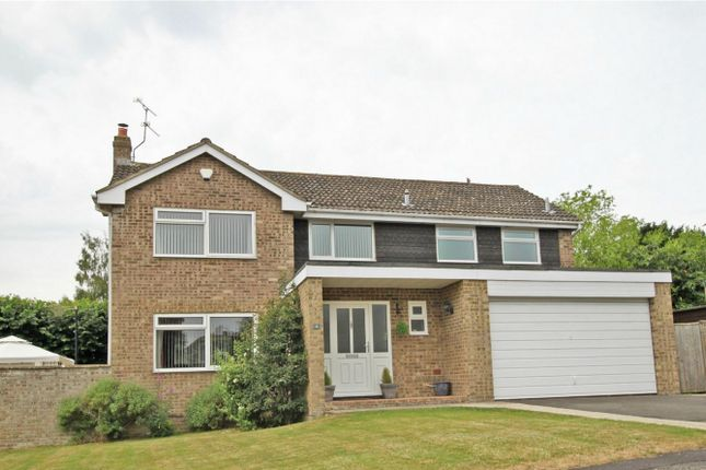 Thumbnail Detached house for sale in 4 Kenton Drive, Trowbridge, Wiltshire