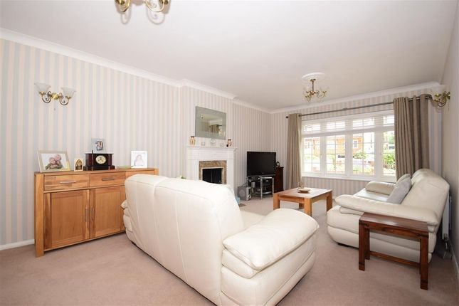 Thumbnail Detached house for sale in Oak Avenue, Crays Hill, Billericay, Essex