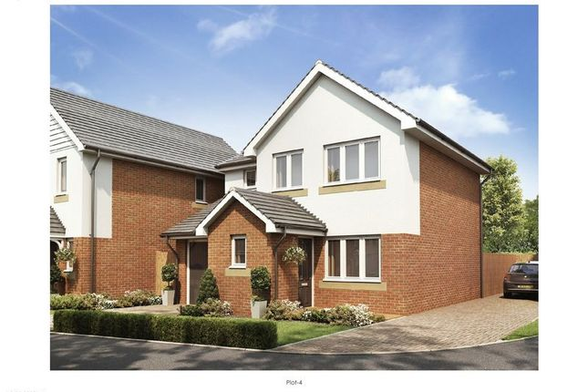 Thumbnail Detached house for sale in The Egerton, Deepdale Gardens, Bolton