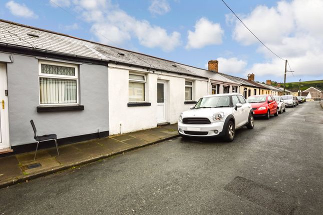 Thumbnail Terraced bungalow for sale in Powell Street, Bedlinog, Treharris
