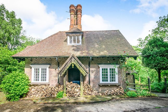 Thumbnail Detached house for sale in Castle Hill, Crowborough