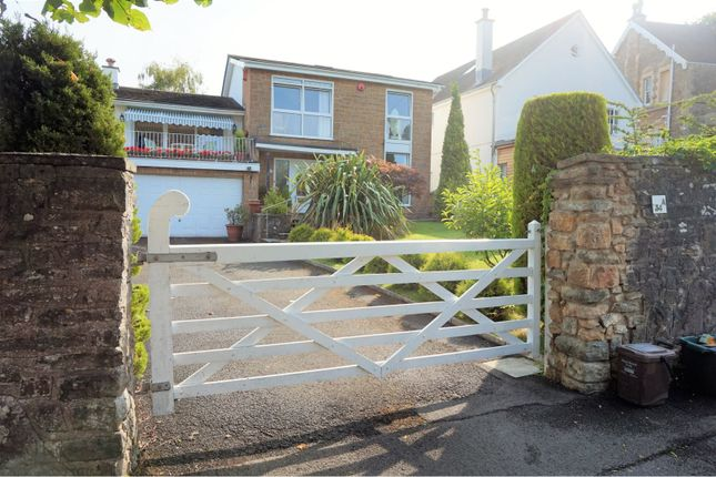 Thumbnail Detached house for sale in Channel Road, Clevedon