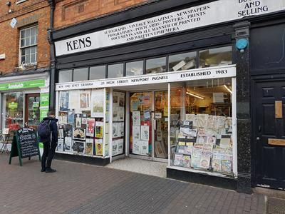 Thumbnail Retail premises to let in High Street, Newport Pagnell, Buckinghamshire